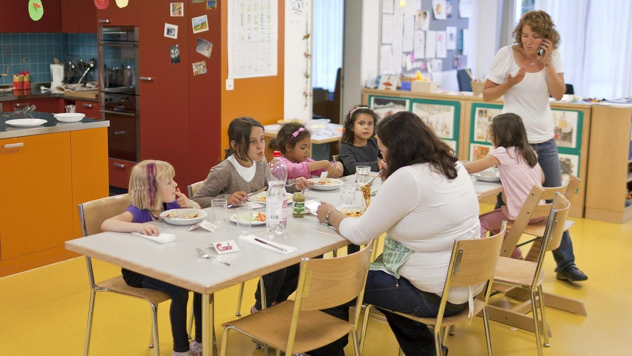 Familienartikel spaltet die Geschlechter in der FDP. (Christine Wanner, 2.2.2013)