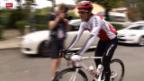 Video «Rad: Cancellara vor dem WM-Strassenrennen» abspielen