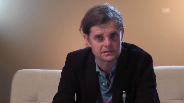 Lars Rudolph: Lieblingssatz aus seiner Rolle als der Beter