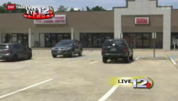 Video «Soldaten-Morde in Tennessee» abspielen