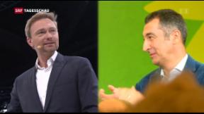 Video «Wahlen in Deutschland» abspielen