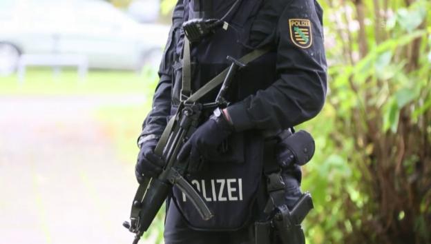 Video «Terroralarm in Sachsen» abspielen