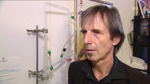 Video «Interview mit Martial Saugy (französisch)» abspielen