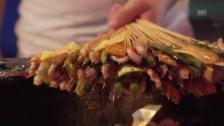 Video «Wie lebt es sich als Vegetarierin in China?» abspielen