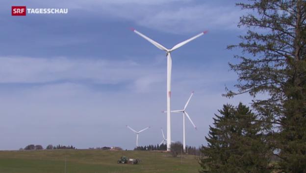 Video «Schweizer Windenergie stagniert» abspielen