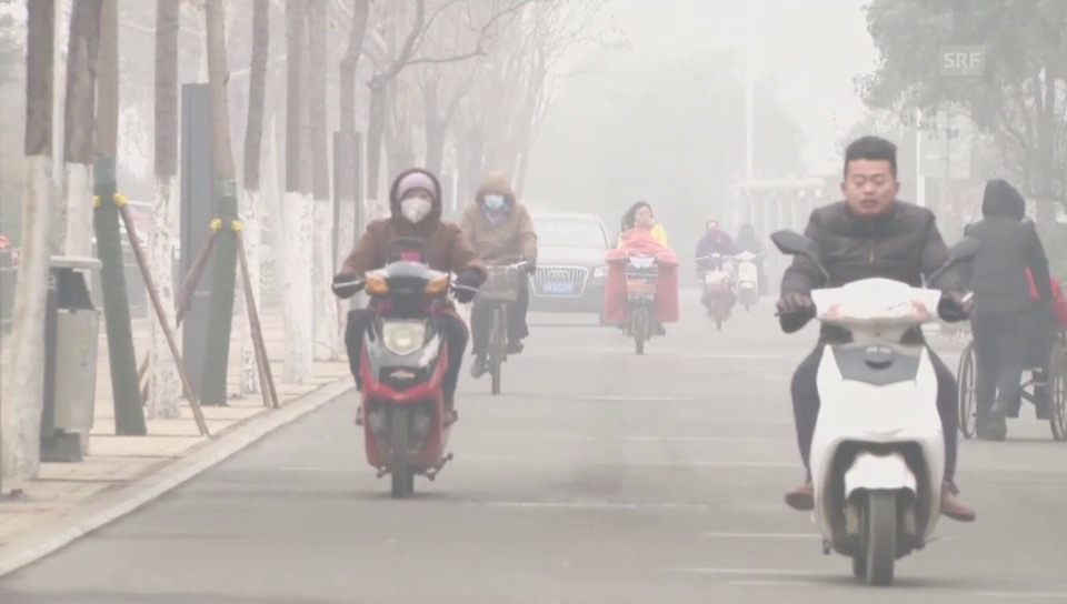 Smog in China (unkomm.)