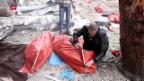 Video «FOKUS: Grausame Gewalt in Aleppo» abspielen