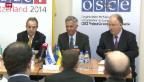 Video «Halbzeit für Didier Burkhalter als OSZE-Präsident» abspielen