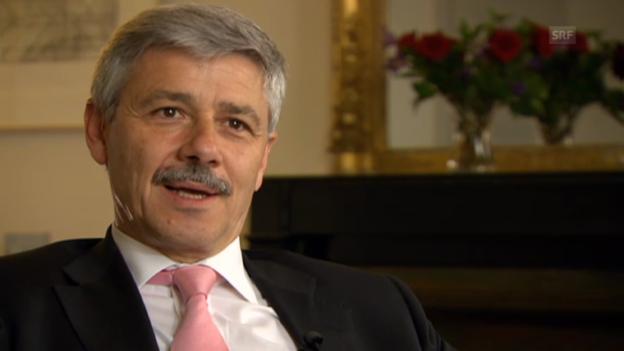 Video «Carlo Conti über Föderalismus im Gesundheitssystem» abspielen
