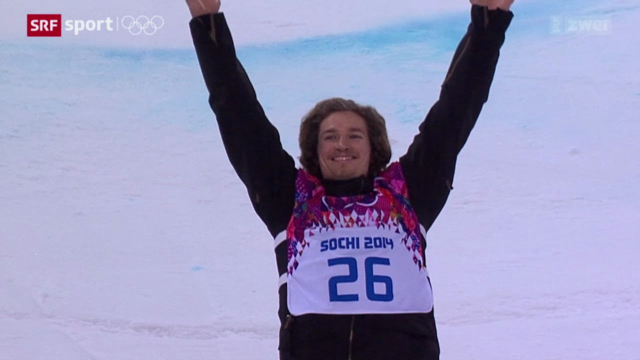 Snowboard: Halfpipe-Final der Männer