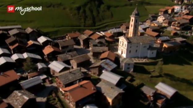 Video «Die Schweiz bauen (8/13)» abspielen