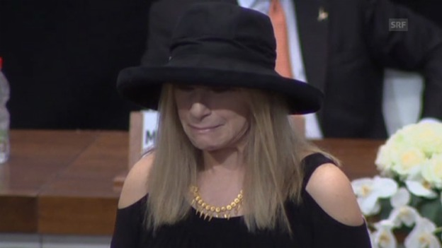 Video «Barbra Streisand in Israel» abspielen