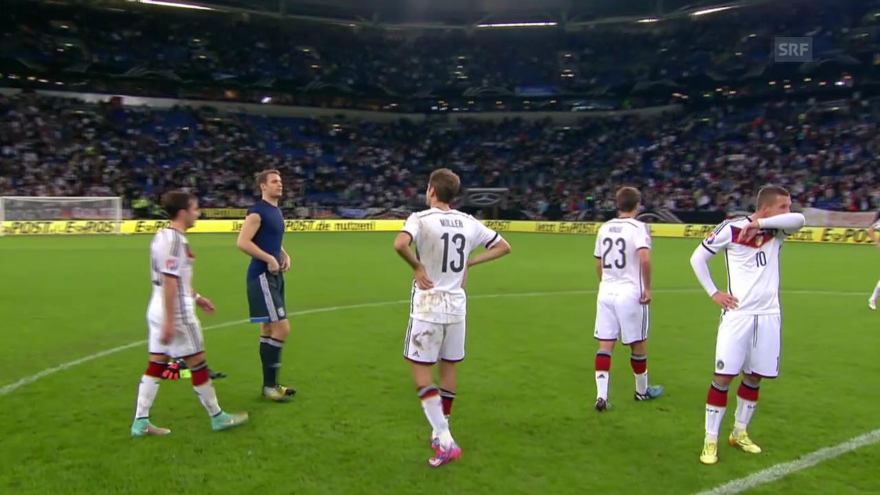 fussball irland deutschland