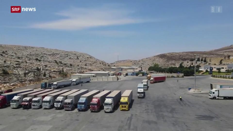 Bedeutender türkisch-syrischer Grenzübergang Bab al-Hawa bleibt offen