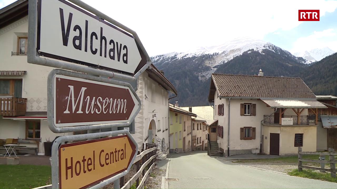 Center d'asil resta a Valchava