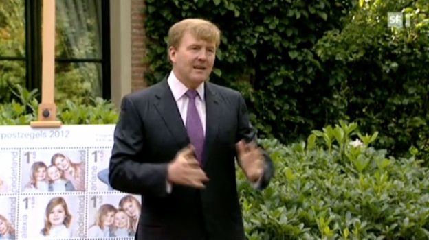 Video «Prinz Friso: Trauriger Geburtstag» abspielen