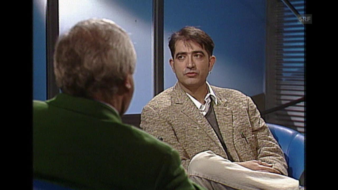 Gespräch mit Samir über Heimat (Sonntagsinterview 12.6.1994)