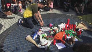 Video «Drei blutige Schauplätze in Katalonien» abspielen