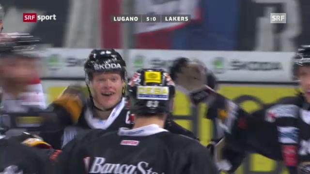 Murrays letzter Treffer im Lugano-Dress