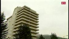 Laschar ir video «Telesguard 22.10.1997 - Co vinavant cun l'Hotel Eden Montana?»