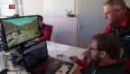 Video «Zukünftige Lokführer im Härtetest» abspielen