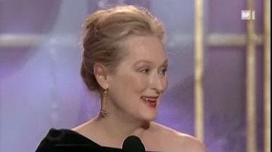 Freude und Trauer bei den Golden Globe Awards