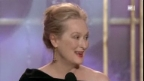 Video «Freude und Trauer bei den Golden Globe Awards» abspielen