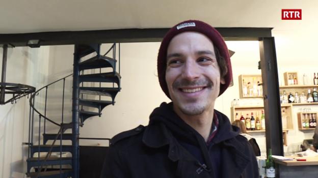 Laschar ir video «Et voilà - la nova Werkstatt è qua»
