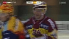 Video «Eishockey: Lakers - Genf» abspielen