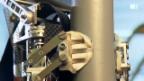 Video «Der Kletterroboter» abspielen