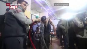 Video «Syrien wieder im Fokus der Weltöffentlichkeit» abspielen