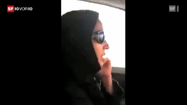Video «Saudi-Arabien: Frauen wollen ans Steuer» abspielen