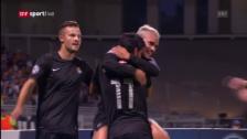 Video «Lyon - Real Sociedad: Die Tore» abspielen