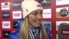 Video «Mikaela Shiffrin im Interview» abspielen