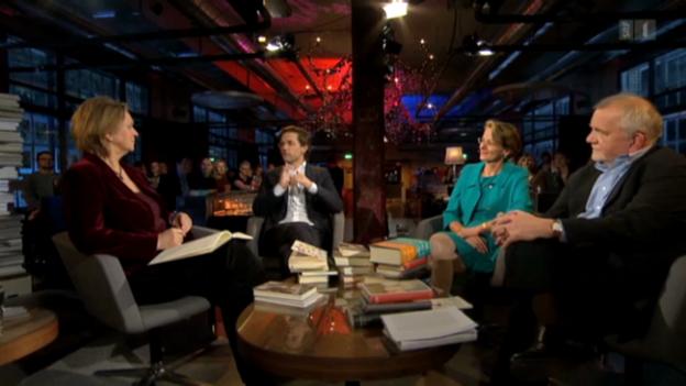 Video «Literaturclub vom 29.01.2013» abspielen
