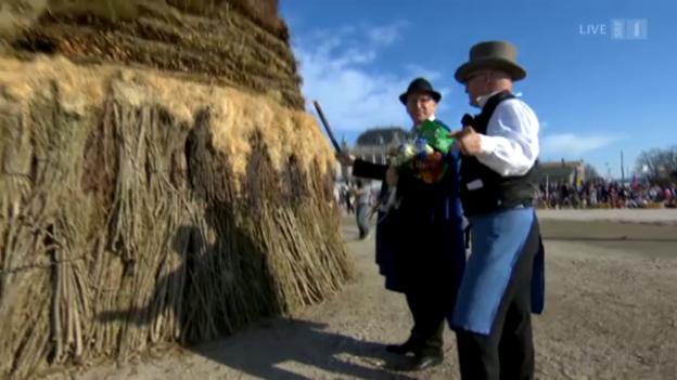 Video «Sechseläuten 2013» abspielen