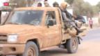 Video «Mali: Rebellen dringen weiter vor» abspielen
