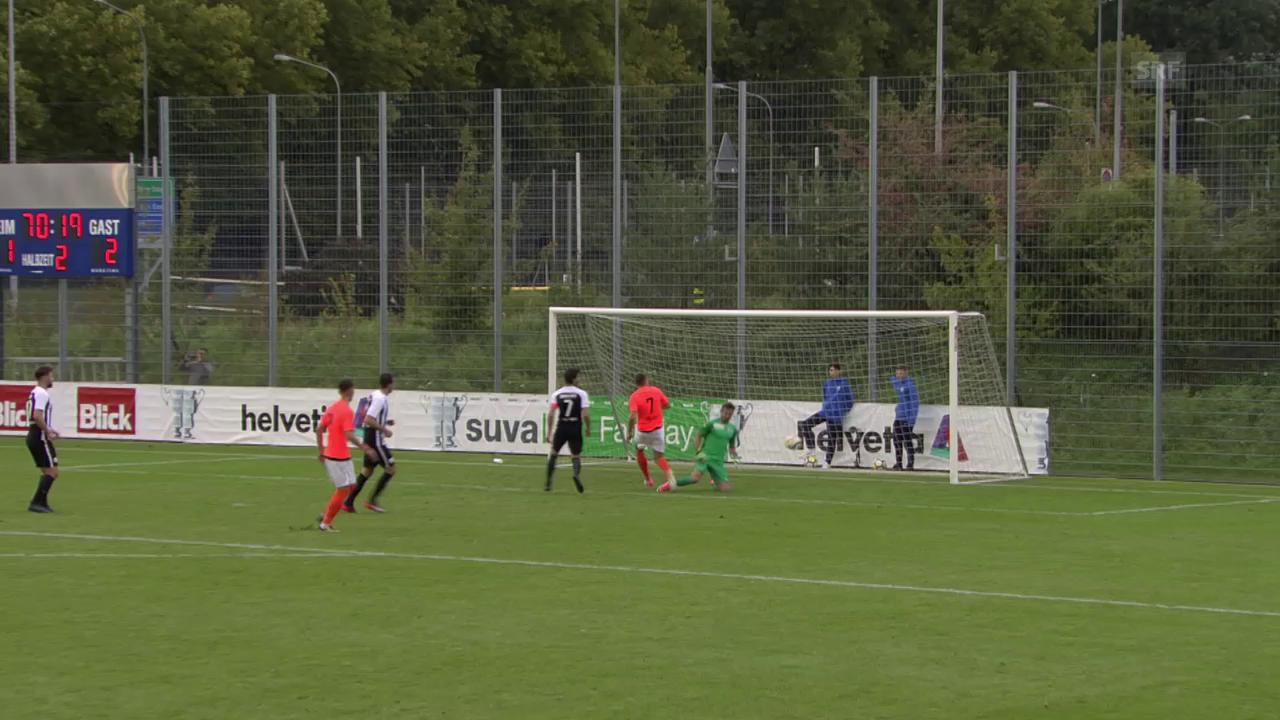 Lausanne siegt bei YF Juventus
