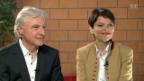 Video «Im Gespräch mit Emil und Niccel» abspielen