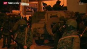 Video «Droht ein Krieg auf der Krim?» abspielen