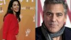 Video «Papierkram erledigt: George Clooney darf jetzt heiraten» abspielen