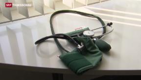 Video «Initiative zur Medizinischen Grundversorgung» abspielen