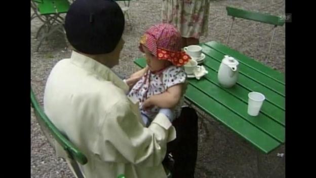 Video ««Das Lied», Agentur, 22.1.2002» abspielen