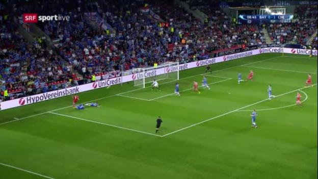 Video «Bayern - Chelsea: Highlights reguläre Spielzeit» abspielen