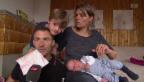 Video «Gian Simmen zeigt seine Familie» abspielen