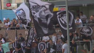 Video «Türkischer Investor lässt FC Wil fallen» abspielen