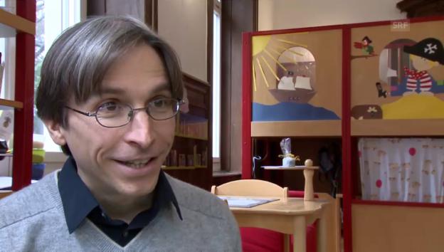 Video «Stefan Jäger über die Zusammenarbeit mit Mathias Gnädinger» abspielen