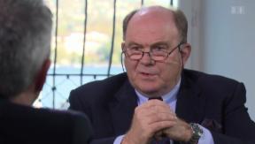 Video «1:12-Initiative: Jetzt spricht Walter Kielholz» abspielen