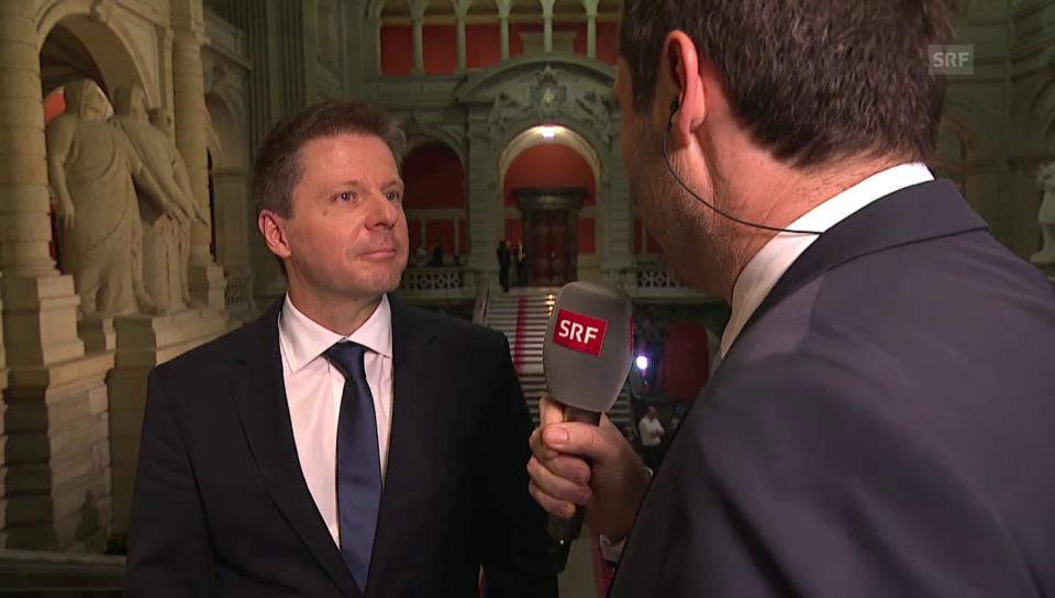 Interview mit Martin Bäumle (GLP)