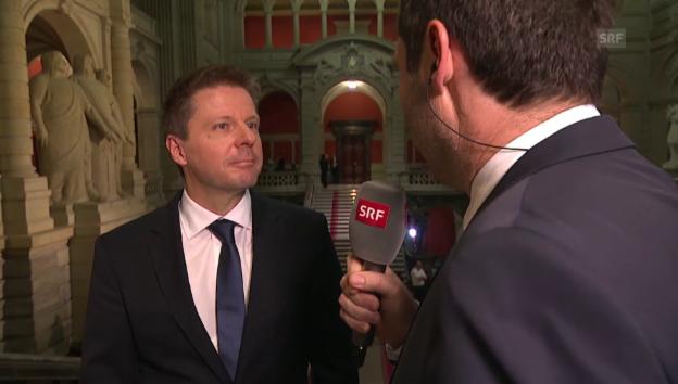 Video «Interview mit Martin Bäumle (GLP)» abspielen
